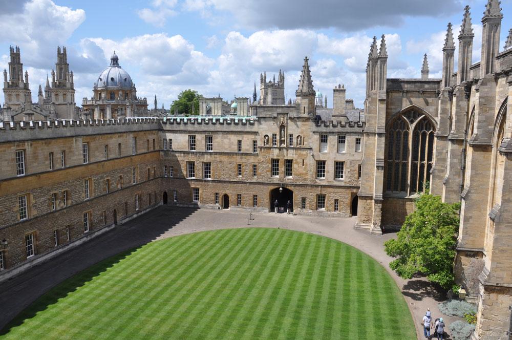 Consejos a los Reyes de España para visitar Oxford   4D info